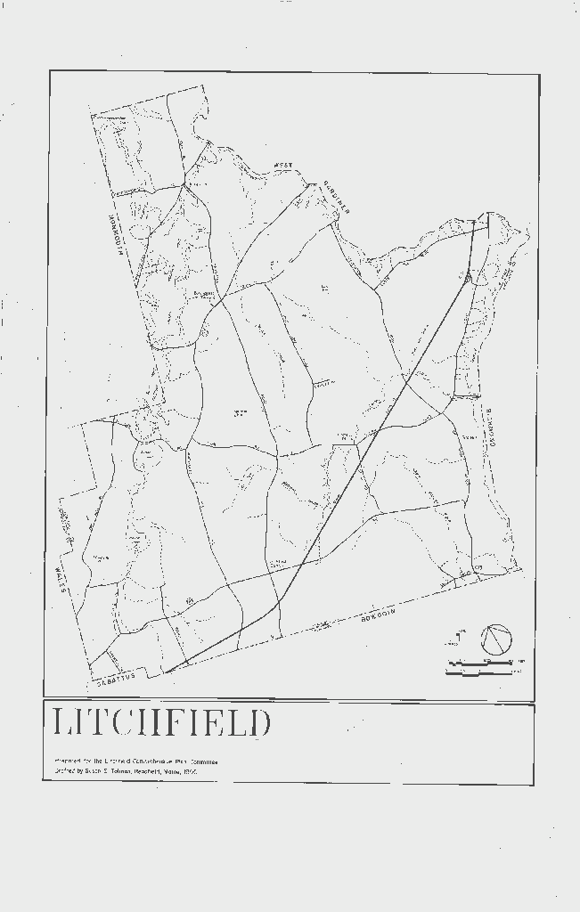 Litchfield Map